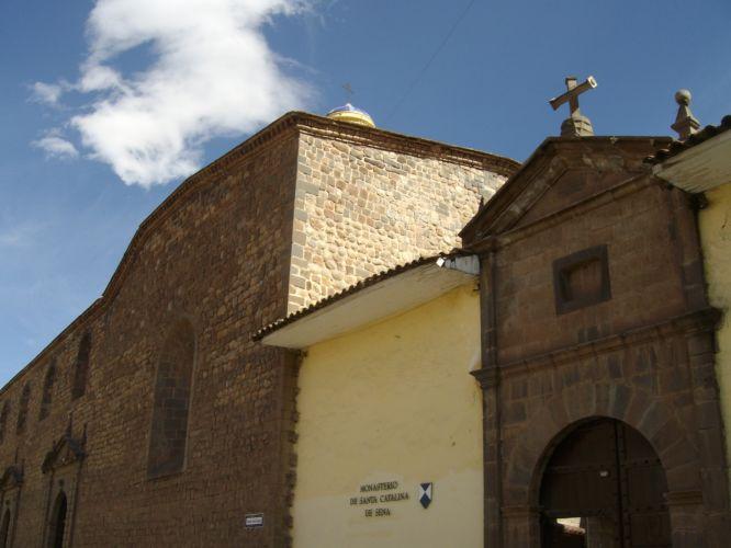 Igreja Santa Catalina