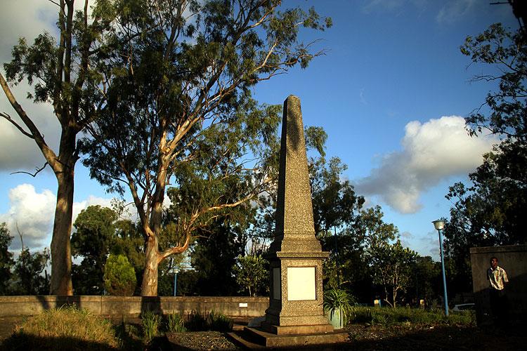 Memorial John Langalibalele