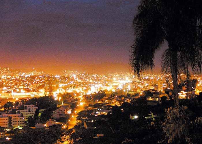 Vista de Florianópolis