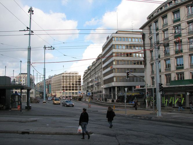 Paisagem urbana