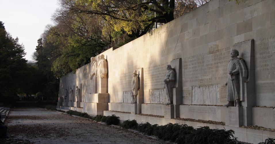 Mur de la Réformation