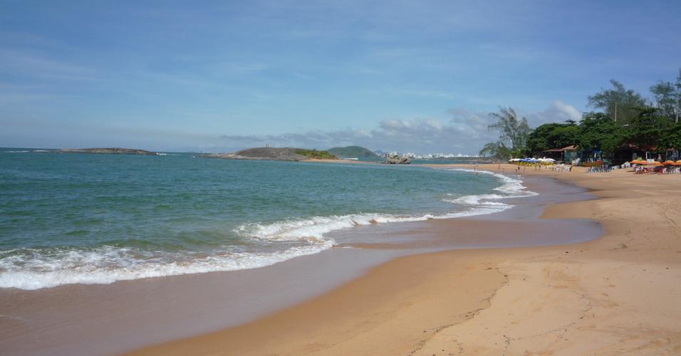 Praias de Setiba