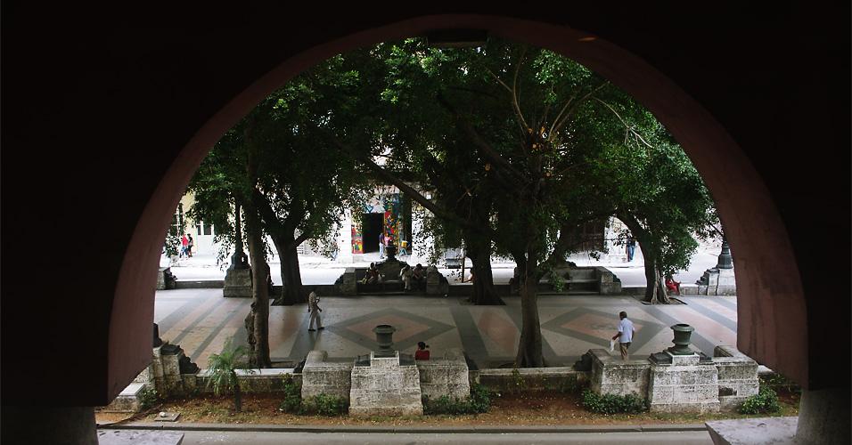 Paseo de Martí