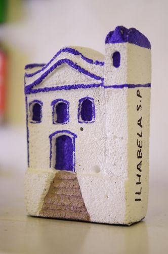 Miniatura de Igreja