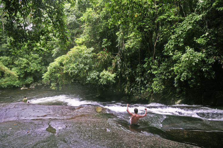 Cachoeira do Toca