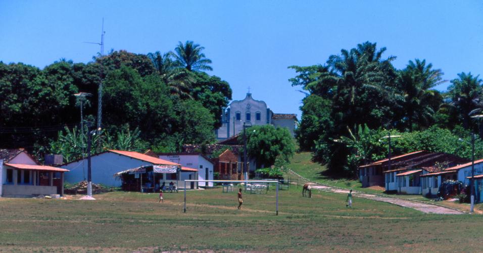 Vilarejo de Velha Boipeba