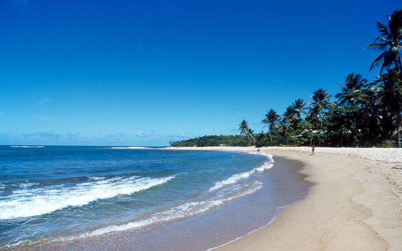 Praia de Tassimirim