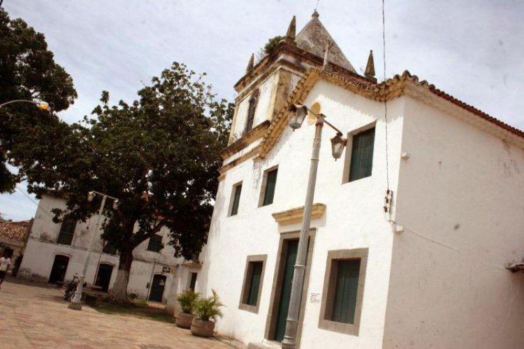 Igreja Matriz de São Lourenço