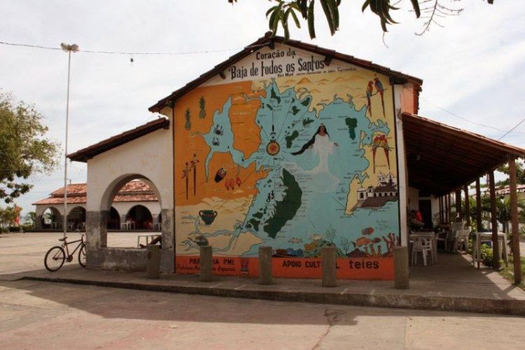 Mercado Municipal de Itaparica