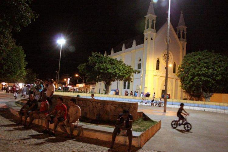 Praça de Mar Grande
