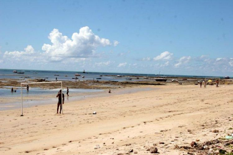 Praia Brasileiro