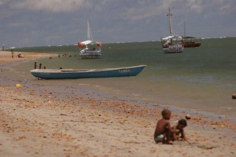 Praia Cacha Prego