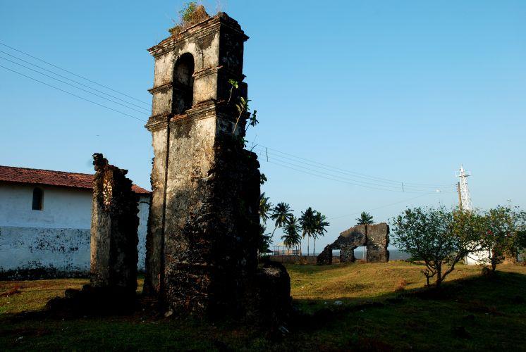 Ruínas de convento jesuíta