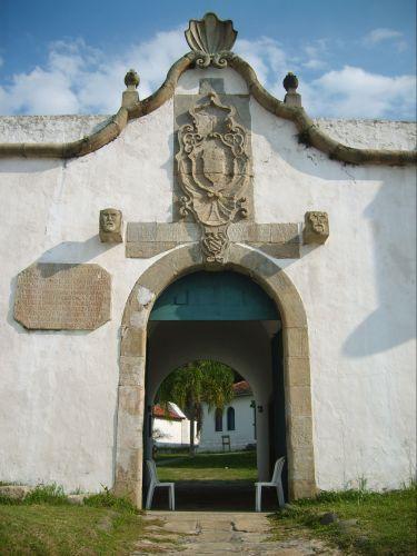 Esculturas na Fortaleza