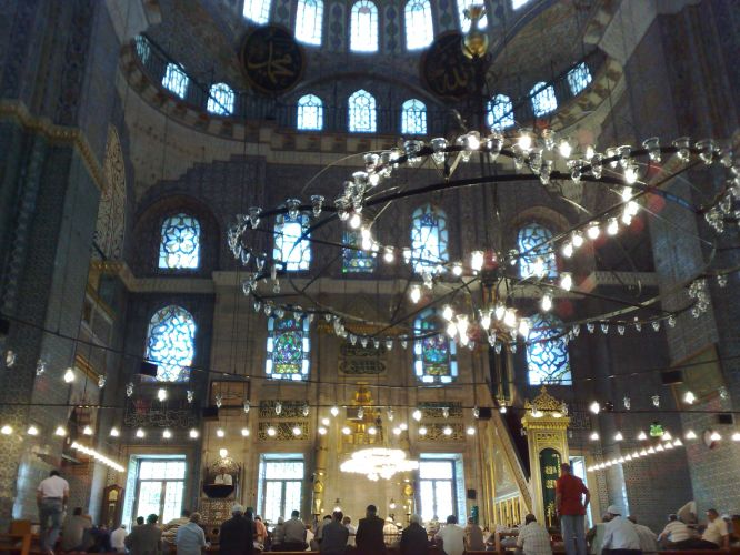 Yeni Cami (Nova Mesquita)