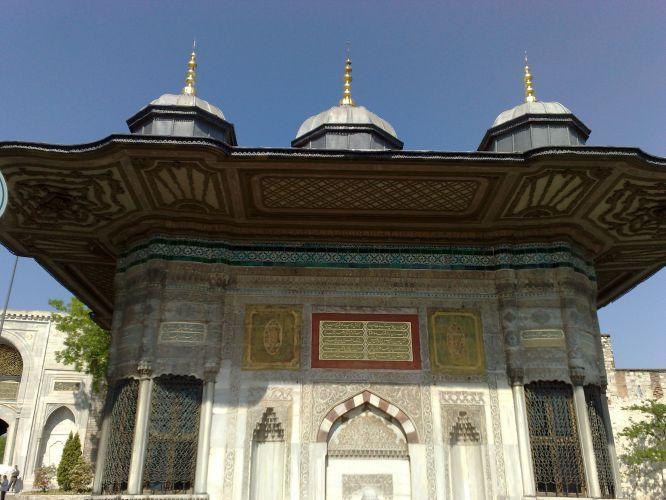 Sultão Ahmet 3º