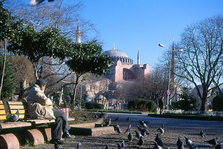 Praça Sultanahmet