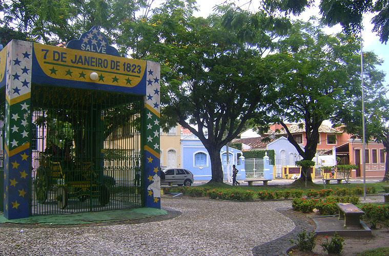 Praça do Carmo Formoso