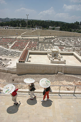 Maquete de Jerusalém
