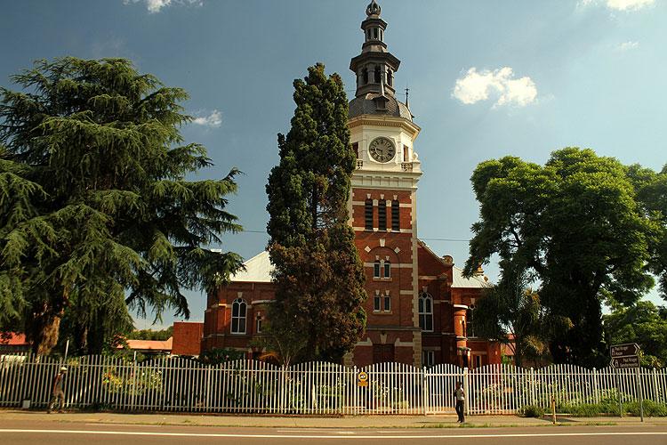 Igreja Paul Kruger