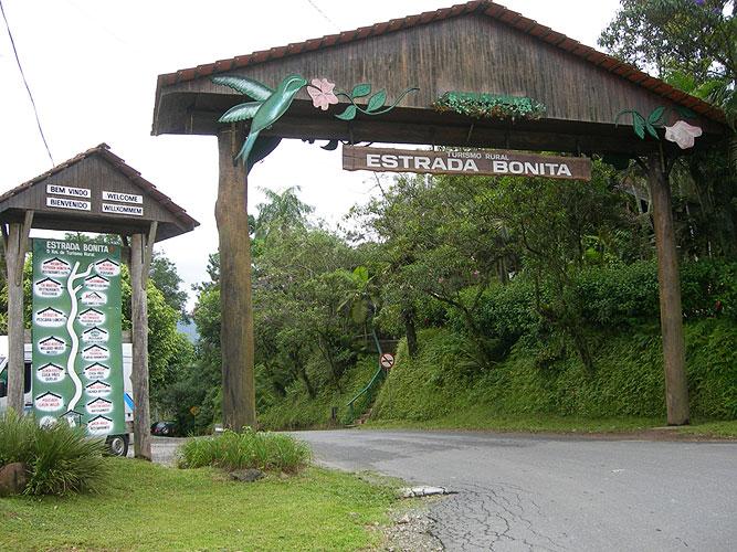 Estrada Bonita