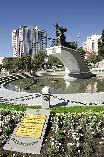Plaza Eduardo Abaro