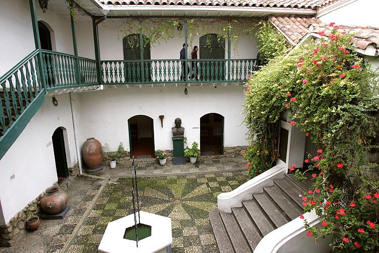 Casa Don Pedro Murillo
