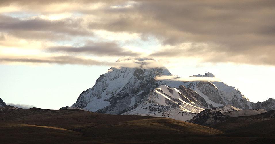 Nevado Huayna Potosi