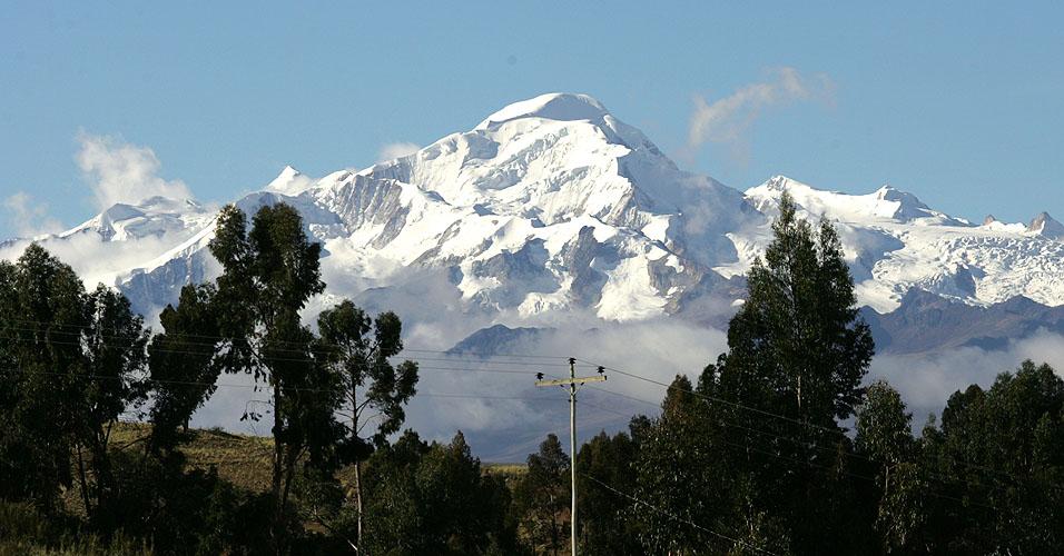 Nevado Illampu
