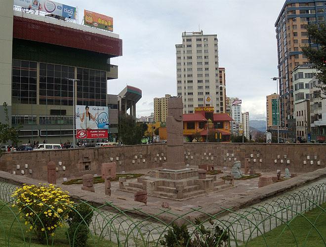 Praça do Templete