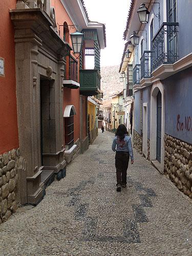 Calle Apolinar Jaén
