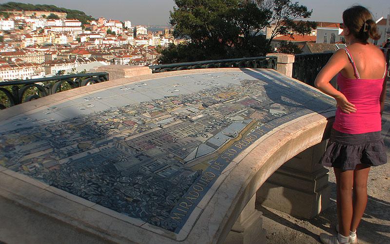 Mirante de São Pedro de Alcântara