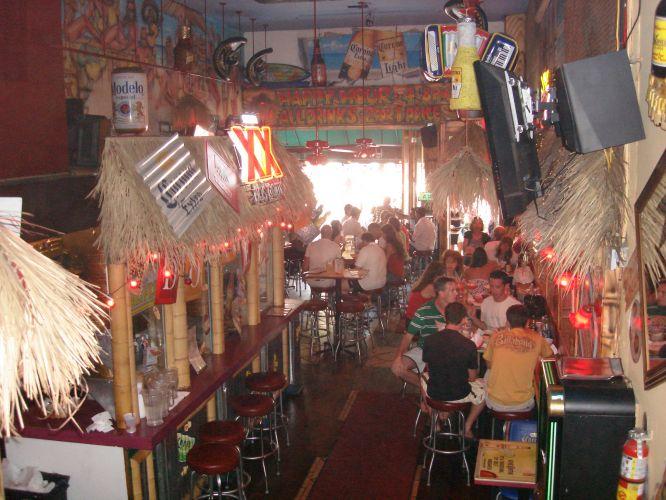 Bar de Santa Monica