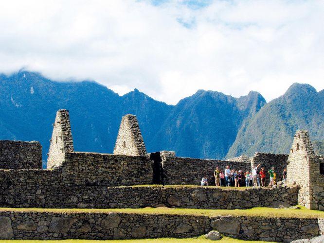 Casas incas