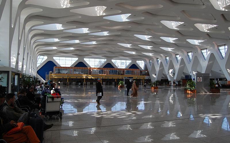 Aeroporto de Marrakech