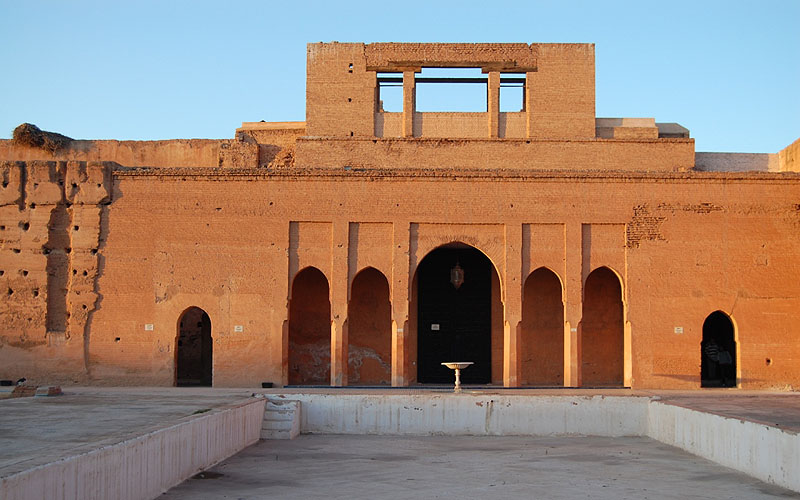 Palácio El-Badi