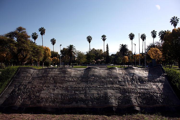 Plaza Pedro de Castillo