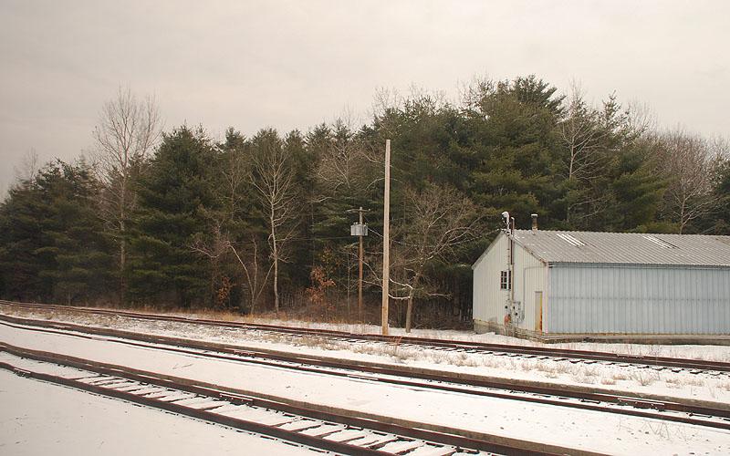 Trem Nova York-Montréal
