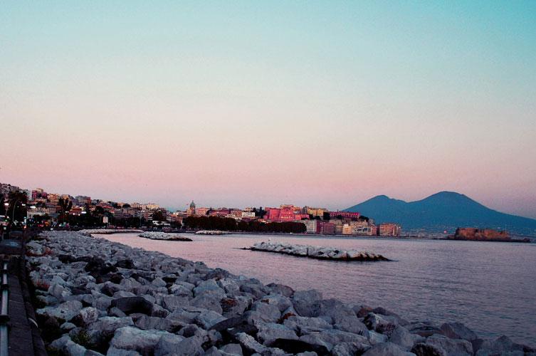 Baía de Nápoles