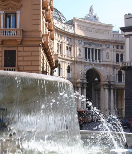 Piazza Triestre e Trento