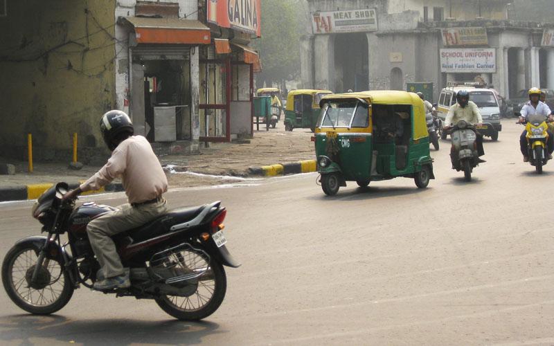 <i>Rickshaws</i>