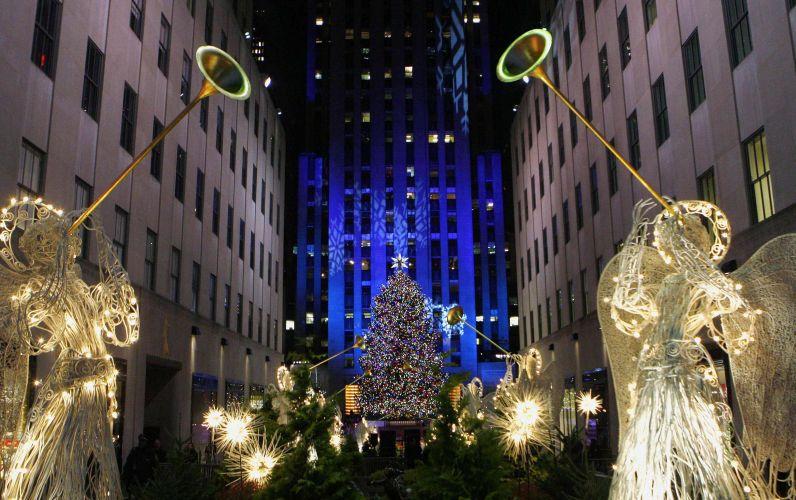 Árvore do Rockefeller Center