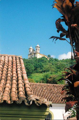 Vultosas obras arquitetônicas em Ouro Preto