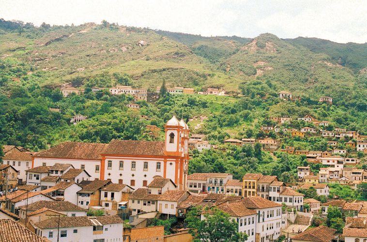 Construções em Ouro Preto