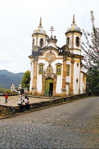 Igreja da Ordem Terceira de São Francisco de Assis