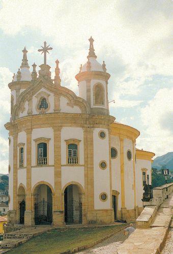 Igreja de fachada circular