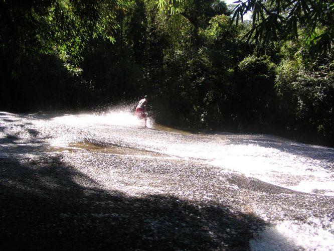 Cachoeira Tobogã