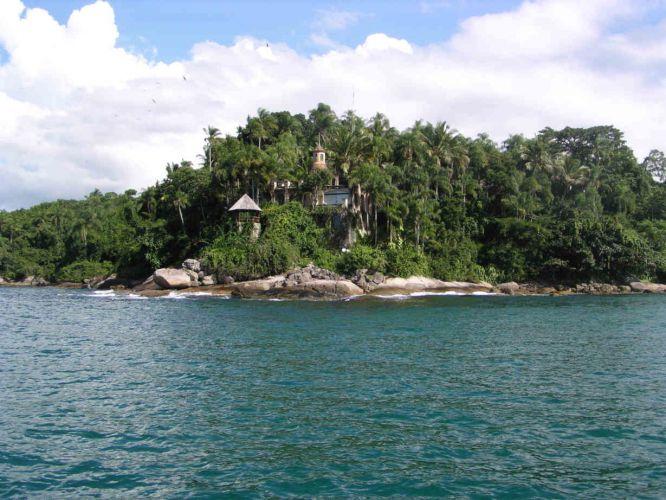 Castelo da ilha do Mantimento
