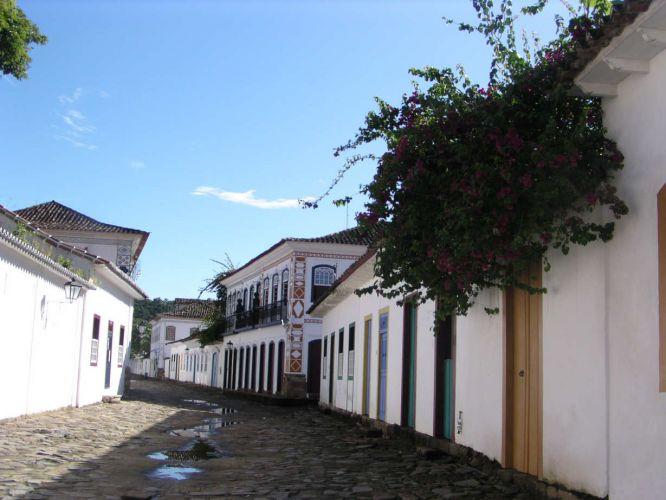 Ruas de pedra