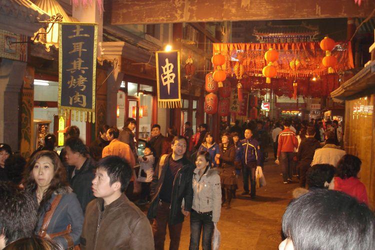 Mercado Donghuamen